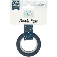 Echo Park - Welcome Baby Boy Washi Tape 30' - Dreamy Plaid