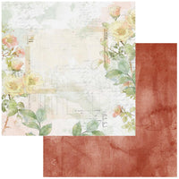 Vintage Artistry In Color Double-Sided Cardstock 12