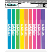 Vicki Boutin Mixed Media Gel Crayons 9/Pkg - Multicolor