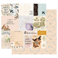 Nature Lover Double-Sided Cardstock 12