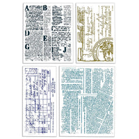Ciao Bella Stamping Art Clear Stamps 4