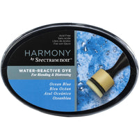 Spectrum Noir - Harmony Water Reactive Ink Pad - Ocean Blue