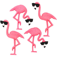 Dress It Up - Think Pink Flamingos