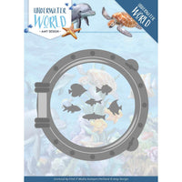 Find It Trading - Amy Design Dies - Underwater World Porthole
