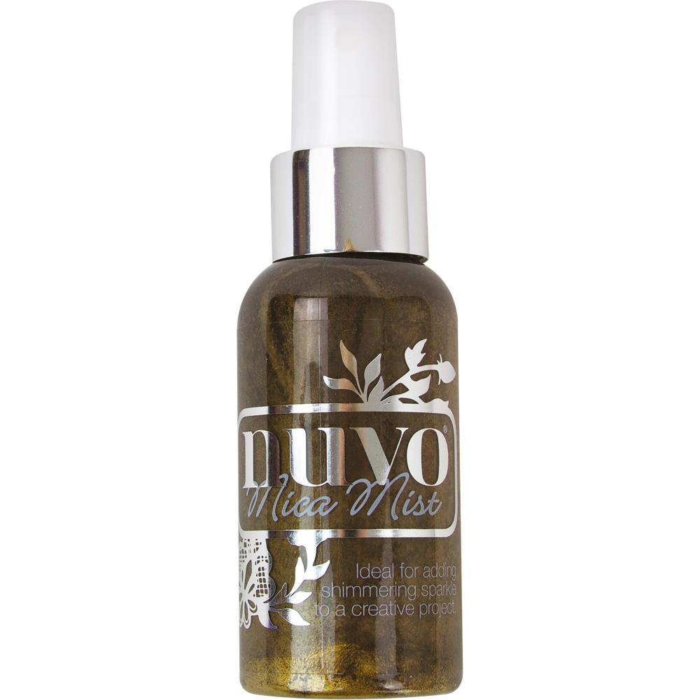 Nuvo - Mica Mist - Antique Gold