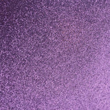 "American Crafts Glitter Cardstock 12""X12""  Grape"