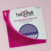 Heartfelt Creations - Rounded Eyelet Window Die HCD1-7273