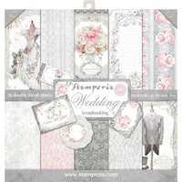 Stamperia Wedding - Paper Pad 12