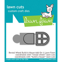 Lawn Fawn - Build a House - Reveal Wheel Add-On