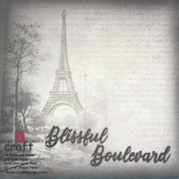 ICraft Paper Collection - Blissful Boulevard