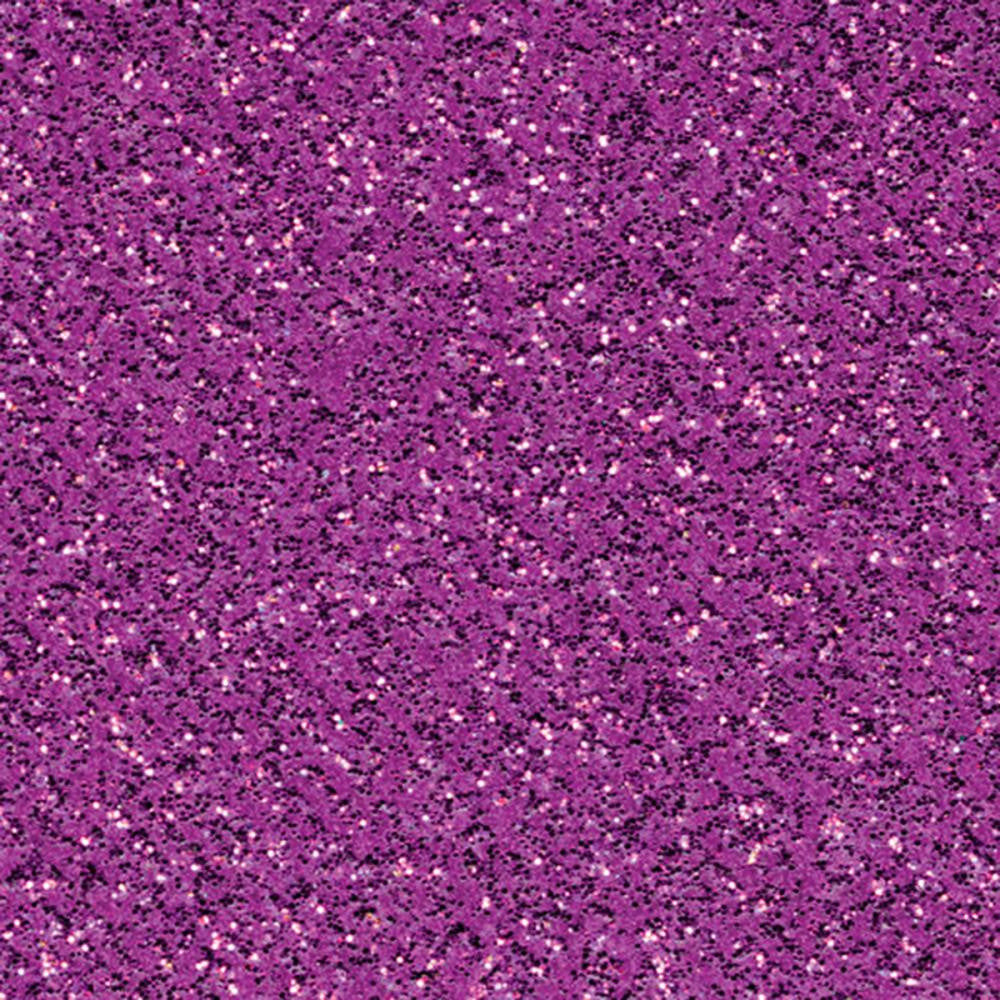 "American Crafts - Prosperous Purple Core'dinations Bling Cardstock 12""x12"""