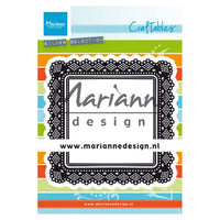 Marianne Design - Craftables Dies - Shaker Square- CR1475