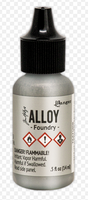 Tim Holtz - Alcohol Ink Alloy .5oz - Foundry