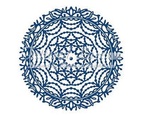 Tattered Lace Die - Laurel Wreath