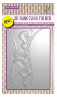 Nelle's Choice - 3D Embossing Folder - EF3D0004 Arums