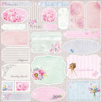 ScrapBerry's - Summer Joy Double-Sided Cardstock 12