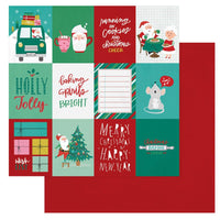 Photoplay - 12x12 Single Sheet - Christmas Cheer
