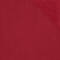 BoBunny Double Dot - Cranberry - 12