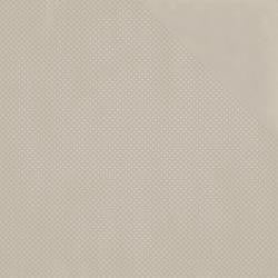 "BoBunny Double Dot - Taupe - 12""x12"" Cardstock"