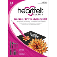 Heartfelt Deluxe Flower Shaping Kit HCST1-401