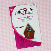 Candy Cane Cottage - Die Set - HCD1-7253