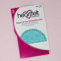 Heart of Joy Decorative Die Set - HCD1-7256