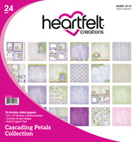 Cascading Petal Paper Collection - HCDP1-2115