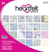 Lush Lilac Paper Collection - HCDP1-287