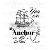 My Anchor Stamp HCPC-3662