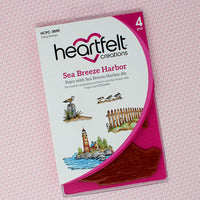 Sea Breeze Harbour Stamp Set - HCPC-3890