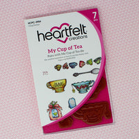 Heartfelt Creations - My Cup of Tea - HCPC-3904 - 28.99