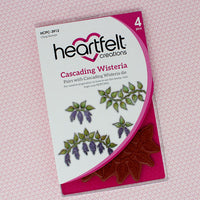 Cascading Wisteria Stamp Set - HCPC-3912