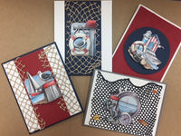 Nautical Fun Cards - Wed. Apr. 25/18 - 11:00 to 2:00