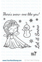 Your Next Stamp - Little Darling Winter - CYNS322