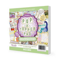 Hunkydory - Topper Pad - New Beginnings