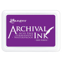 Ranger Archival Ink Pads  - #0  Deep Purple