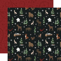 Warm & Cozy Double-Sided Cardstock 12