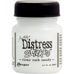 Tim Holtz-Distress Stickles Clear Rock Candy