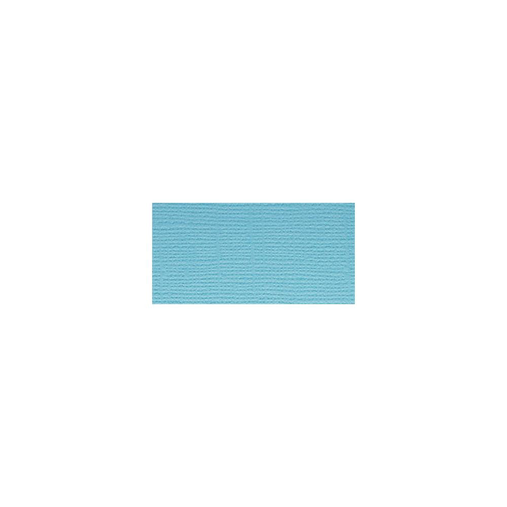 "Bazzill - Fourz Grass Cloth -  Vibrant Blue 12"" x 12"""