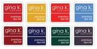 Gina K - Mini Ink Cube - various colors