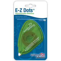 Scrapbook Adhesives - E-Z Dots Dispenser - repositional