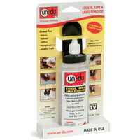 Un-Du Sticker, Tape & Label Remover 4oz