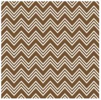 Dancette - Chocolate Chevron Glitter Cardstock 12