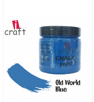 ICraft Chalk Paint - Old World Blue