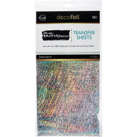 Deco Foil - Specialty Transfer Sheets 6