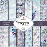 ICraft Paper Collection - Mayura Collection