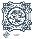 Sue Wilson Die Ornate Frame - Brighter Days