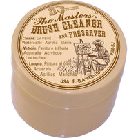 The Master's - Brush Cleaner & Preserver - 1oz