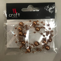 ICraft - Beed String - Copper