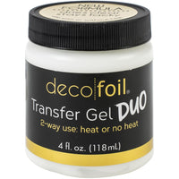 Deco Foil - Transfer Gel - DUO 4Fl Oz